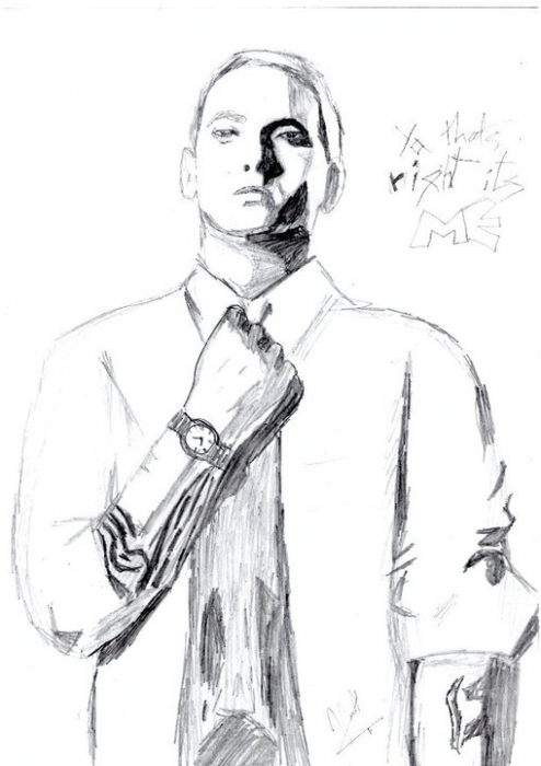 Eminem by Vinnysv